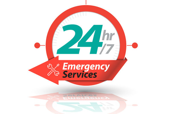 24hr Emergency Locksmith graphic